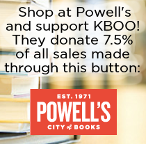 KBOO Powells partnership