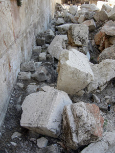 Stones from the Western Wall