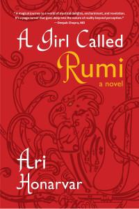 A Girl Called Rumi by Ari Honarvar (cover)