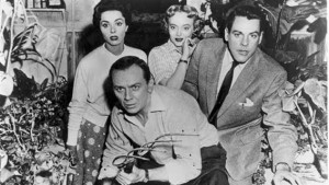 Film archivist Elliot Lavine talks about his classic B-movie curation on The Film Show on KBOO Radio with S.W. Conser