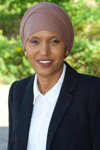 Washington County's newest County Commissioner-Nafisa Fai.