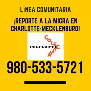 community ICE hotline