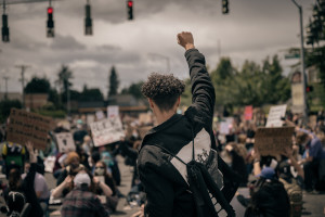 Black Lives Matter Protest Tacoma