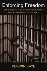 """Book cover """"Enforcing Freedom"""""""