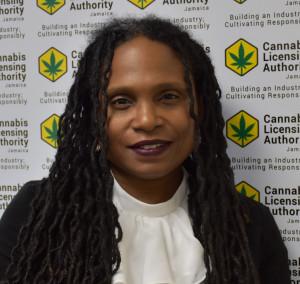 Faith Graham, CEO, Jamaica's Cannabis Licensing Authority