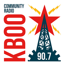 KBOO Community Radio 90.7 FM Portland