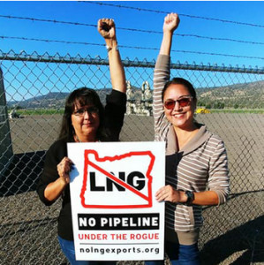 No LNG Pipeline