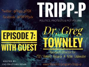 #trippp Episode7 Dr. Greg Townley PSU HRAC
