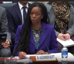Nicole Alexander-Scott, MD, MPH, Director of the Rhode Island Department of Health