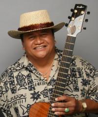Musician Ledward Kaapana