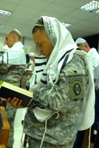 Jewish soldier