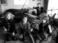 portland band anther assembled with their instruments
