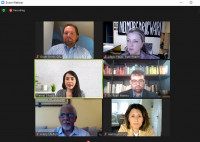 Drug Policy Alliance News Conference Zoom Call