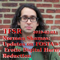 Norman Shamas of Open Privacy Foundation