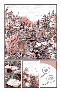 Jonathan Hill talks about his new graphic novel Odessa with S.W. Conser on Words and Pictures
